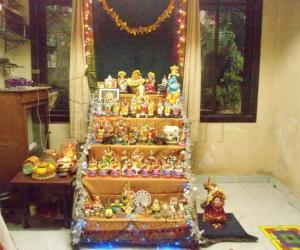 Navaratri Golu Contest-2011