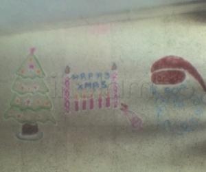 Rangoli: Freehand Christmas Kolam