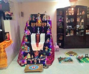 Navarathri Golu - 2014 Bengaluru