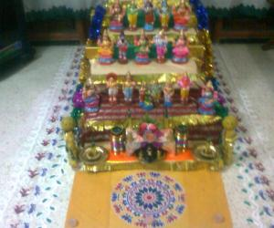 traditinal dolls golu