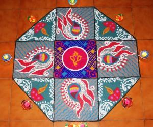 Diwali Contest 2013 Kolam
