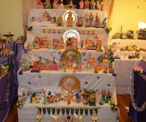 Dasaavatharam Themed Golu -2015