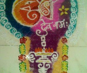 Rangoli: Dev Dipawali