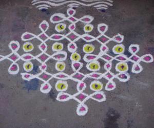 Rangoli: Pongal 3