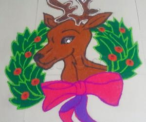 Rangoli: Christmas 2016