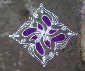 Rangoli: Margazhi 13th