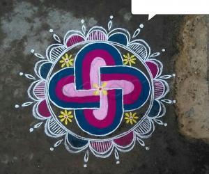 Rangoli: Puthandu