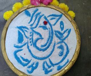 Rangoli: Ganesh...