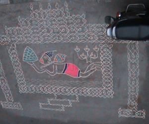 Hanuma Jayanthi - Temple