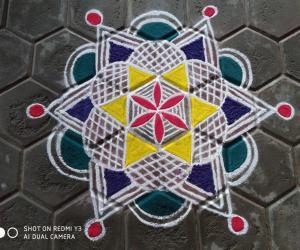 Karthigai deepam 2nd day