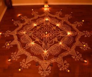 Diwali Contest 2012 - Tamaso maa Jyothir Gamaya