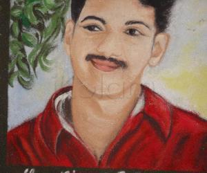 Rangoli: Actor  VIJAY