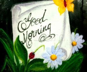 good morig wishes