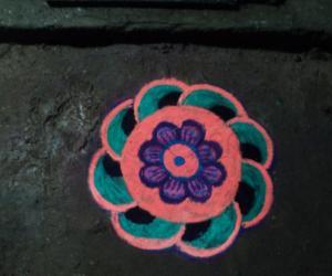 Rangoli: aruthra