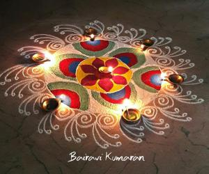 My daily rangoli