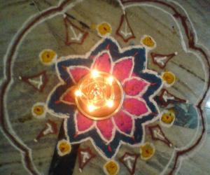 Rangoli: Deepam Special 2