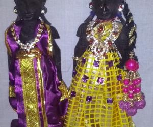 Marapachi decorations