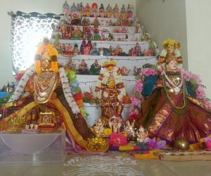 2014 Navarathiri Golu Celebrations