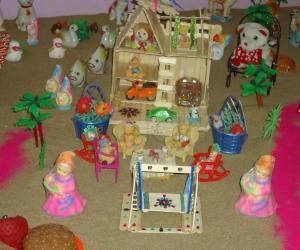 ice stick house