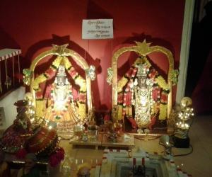 Srinivas and Padmavathy Thayar