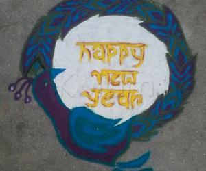 Happy New Year - 24 october 2014