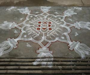 Inspirational Kolam 5