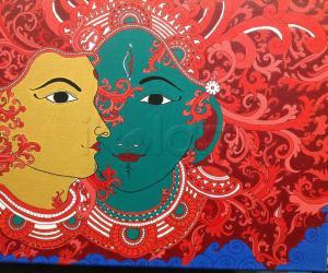 Rangoli: Mural Art
