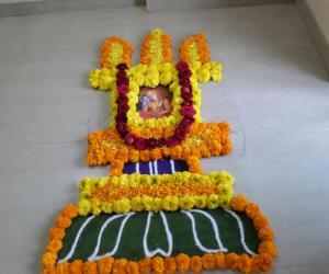 1008 SRI SRI RAGHAVENDRA SWAMY ARADHANA DAY