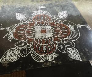 Thirunal Kolam