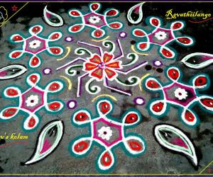 Rangoli: Rev's easy chikku 20.