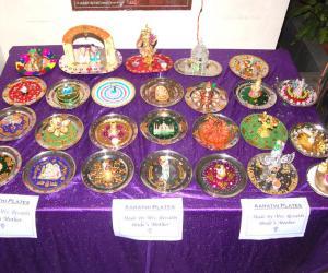 Arathi plates - 25 designs