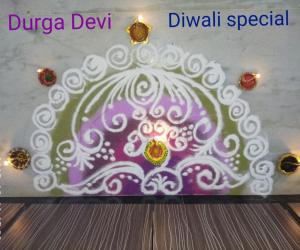 Rangoli: Diwali special rangoli