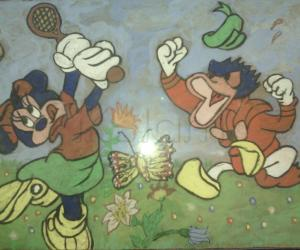 cricket spl paintings
