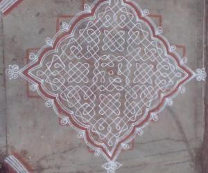 Rangoli: margazhi24