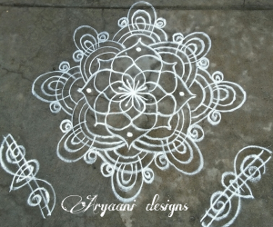 Rangoli: Happy Sunday...