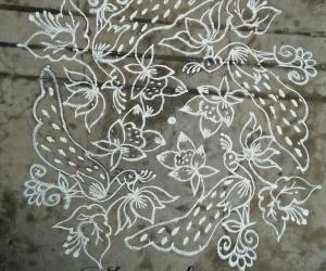 Rangoli: Good morning....