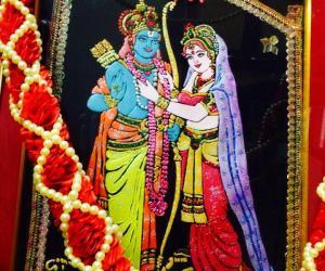 Shri Ram Sita Paintings