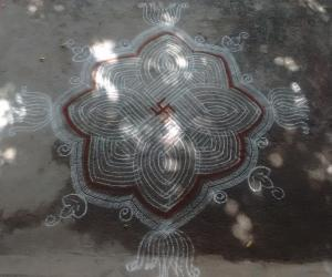 Rangoli: Another Auspicious Friday