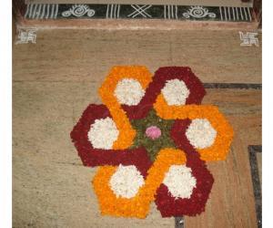 Rangoli: Onam 2012-Day 3