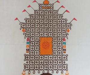 Rangoli: Ratha Sathami 2015