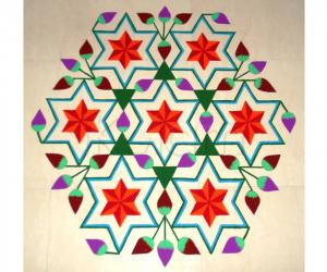 Dotted Kolam No 2