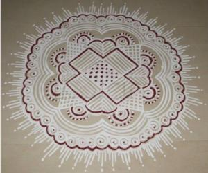 Friday Kolam -4