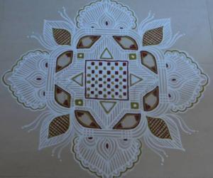 Shri Rama Navami Special Kolam
