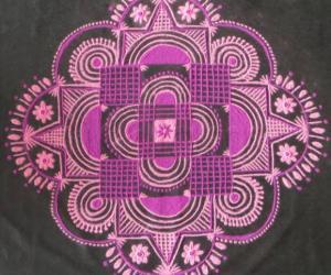 Navarathri Specials- Kolam 8