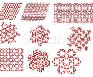Rangoli: Symmetry with kannaDa-telugu numerals