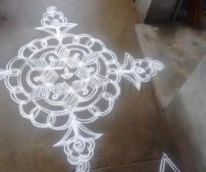 Karthigai special white beauty_2