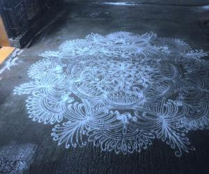 Rangoli: morning ragaa