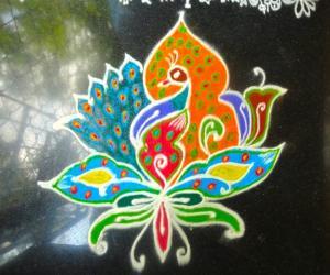 Rangoli: Inspiration  rangoli