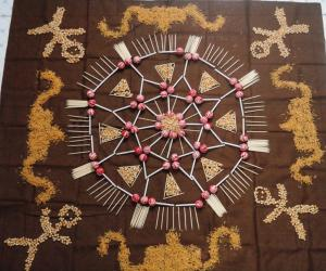 Rangoli: Happy stick day !