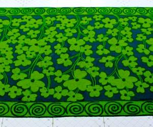 St.Patricks rangoli 2014